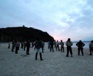 雄弘ヨーガの実践セミナー 西浦
