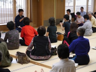 鹿児島と博多の講演会