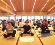 雄弘ヨーガの実践セミナー 嵐山